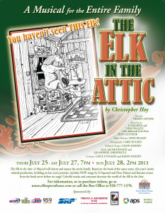 Elk in the Attic Poster 8.5 x 11.indd